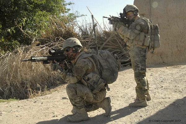 SDE continues its involvement in Future Soldier Systems research and development