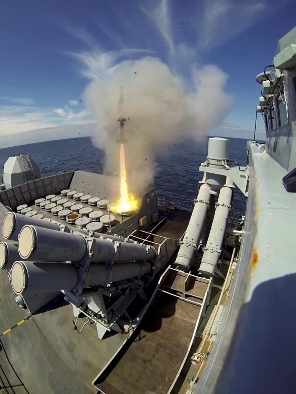 SDE Support Maritime and Air Weapons PT