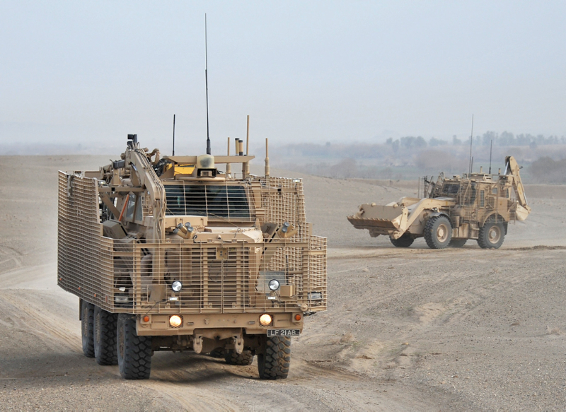 SDE Completes Support to TALISMAN Mid Life Upgrade Programme