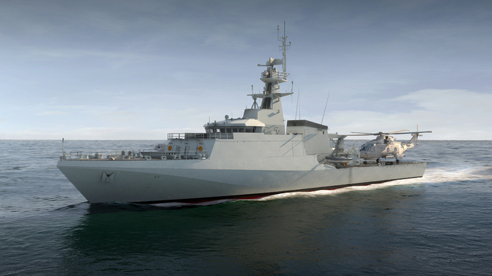 SDE Selected by BAE Systems to Provide Safety Engineering Support to Offshore Patrol Vessels