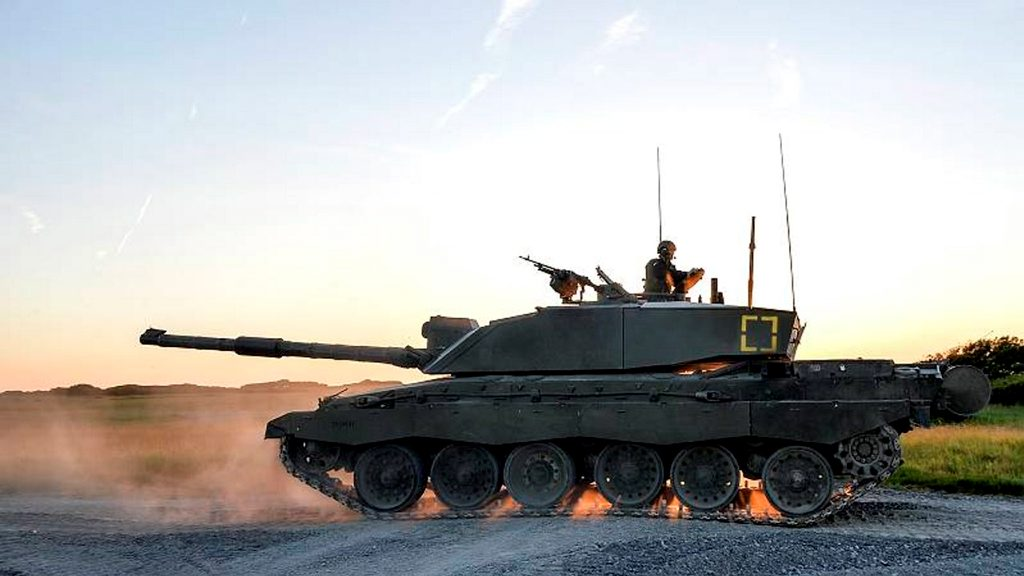 SDE Selected by MoD to Deliver Active Protection System Study for Armoured Vehicles