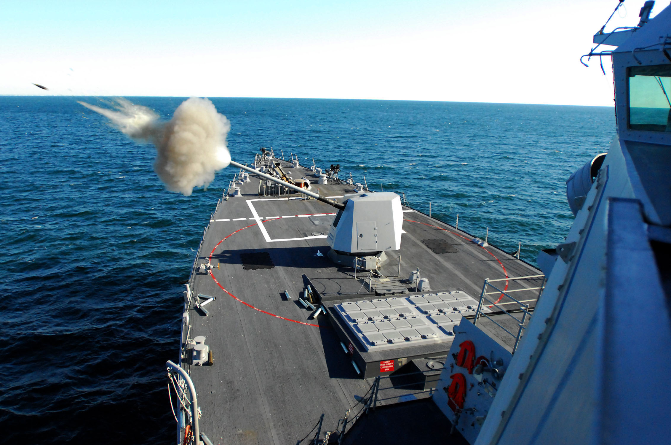 SDE continue to provide Type 26 MIFS safety support