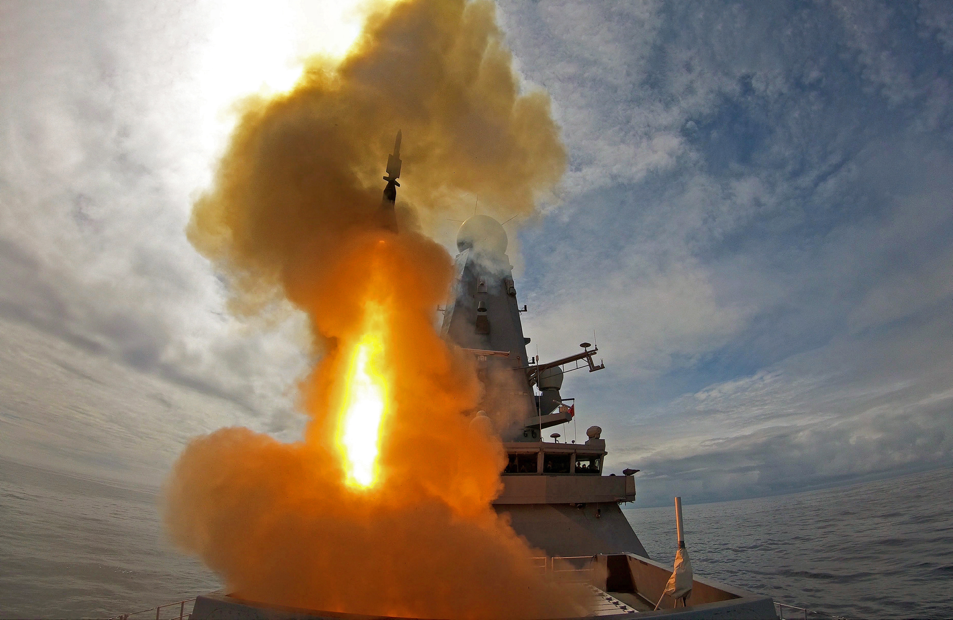 SDE continue to provide Type 45 Explosive Safety Support